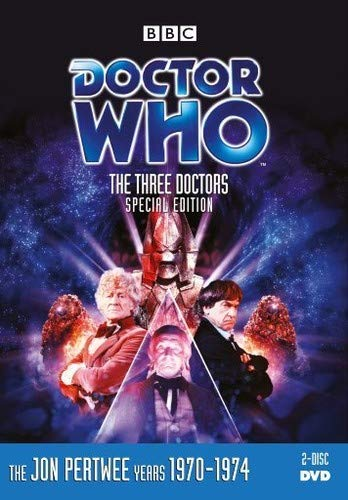 Doctor Who: The Three Doctors – Special Edition