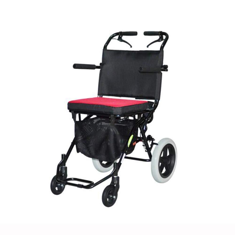 【最安値挑戦】 QIDI 収納バッグ 車椅子 折りたたみ ひじかけ 搭乗可能 QIDI 軽量 収納バッグ 手動ブレーキ ソリッドタイヤ ひじかけ 安全ブレーキ ポータブル 旅行 B07MRJT19D, ムゲガワチョウ:3d87c81e --- a0267596.xsph.ru