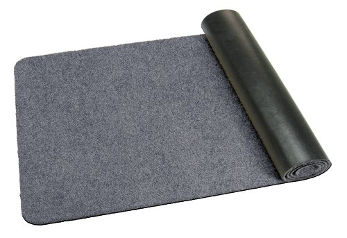 Deko-Matten-Shop Fußmatte Classic, Schmutzfangmatte, Länglich, 40x140 40x140 40x140 cm, Grau, in 14 Größen und 11 Farben B079M8Z2LJ Fumatten 952163