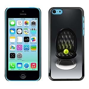 Design for Girls Plastic Cover Case FOR iPhone 5Cs Tennis Ball Altar OBBA