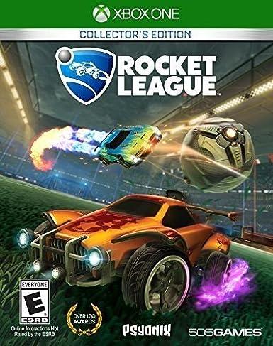 505 Games Rocket League Xbox One Coleccionistas Xbox One vídeo ...