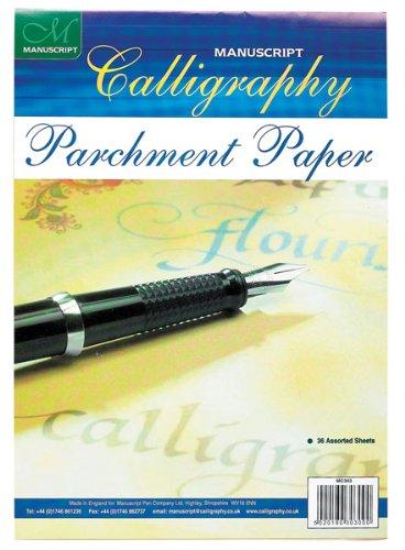 Manuscript Parchment Paper MC303