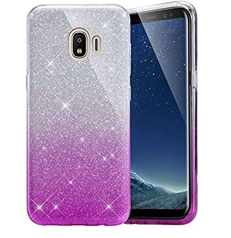 wholesale dealer 1bc17 6bbfc ITbEST Girlish Glitter Sparkle Back Cover for Samsung: Amazon.in ...
