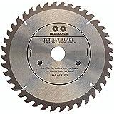 Inter-Craft 250mm Sägeblatt Top Qualität Kreissägeblatt für Holz 250 x 32-30mm x 40Z