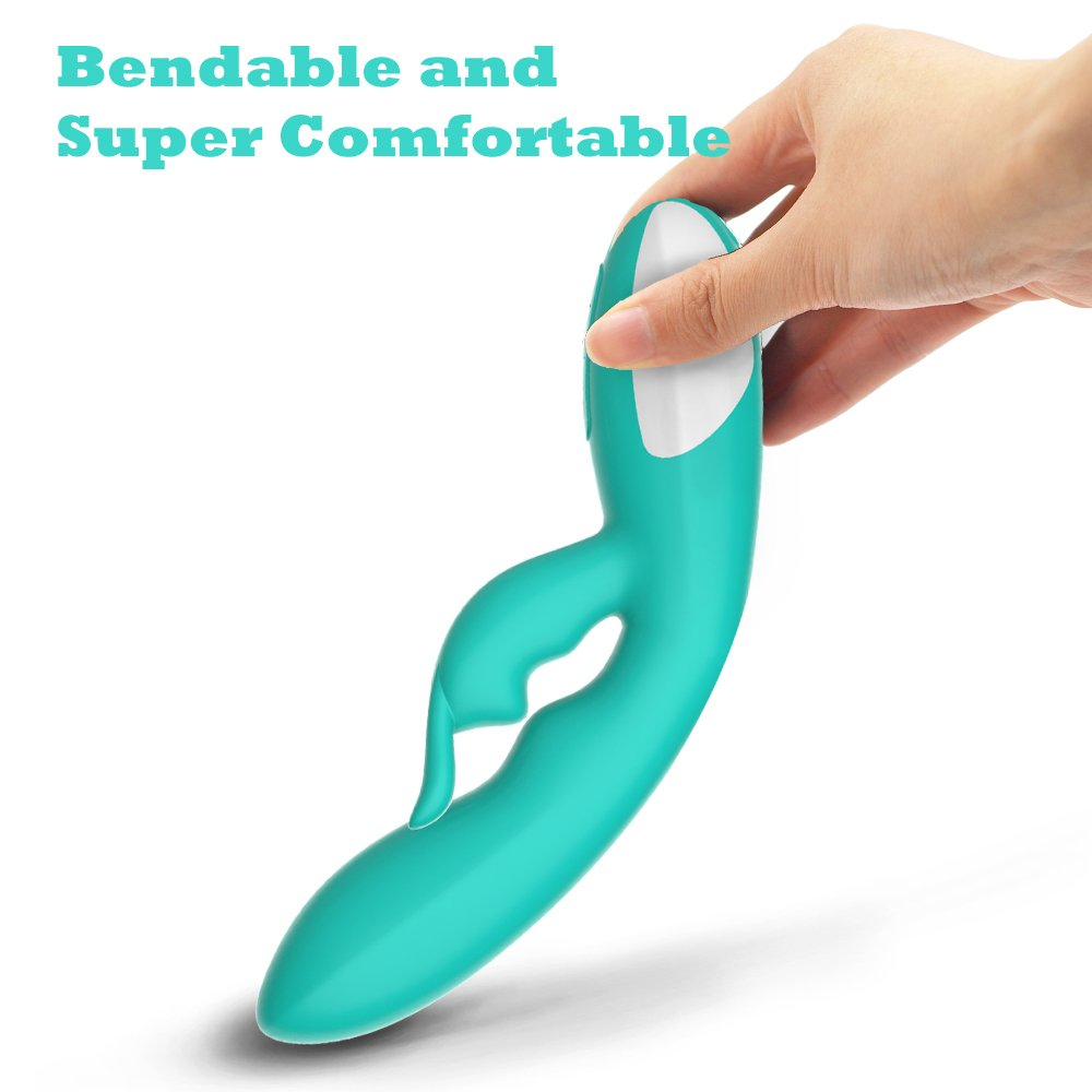 Amazon.com: Rabbit vibrator silicone g spotter toy rechageable massager Baolan: Health & Personal Care