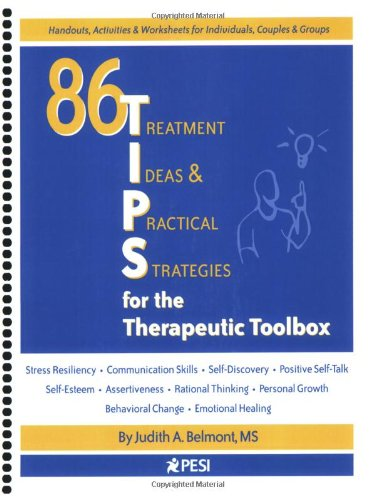 Group Ideas (86 TIPS (Treatment Ideas & Practical Strategies) for the Therapeutic Toolbox)