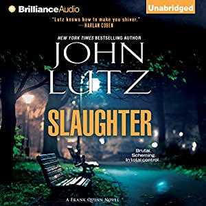 Slaughter Audiobook