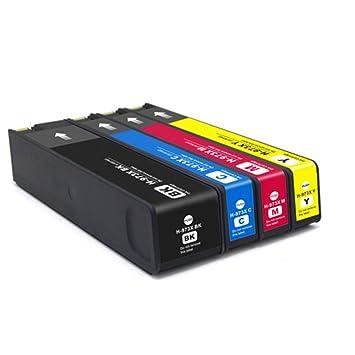 VIVINK - Cartuchos de tinta compatibles para HP 973XL 973 ...