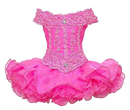 4t cupcake pageant dress - 2