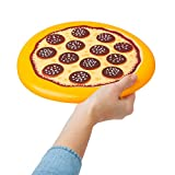 BigMouth Inc. Pass the Donut or Pizza! Flying Food Frisbee (Giant, Pizza)