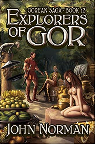 Explorers of gor gorean saga john norman 9781497644519 amazon explorers of gor gorean saga john norman 9781497644519 amazon books fandeluxe Epub