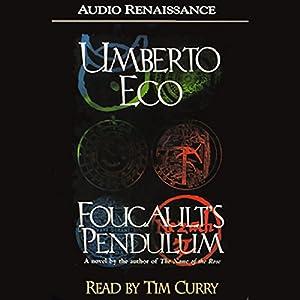 Foucault's Pendulum Audiobook