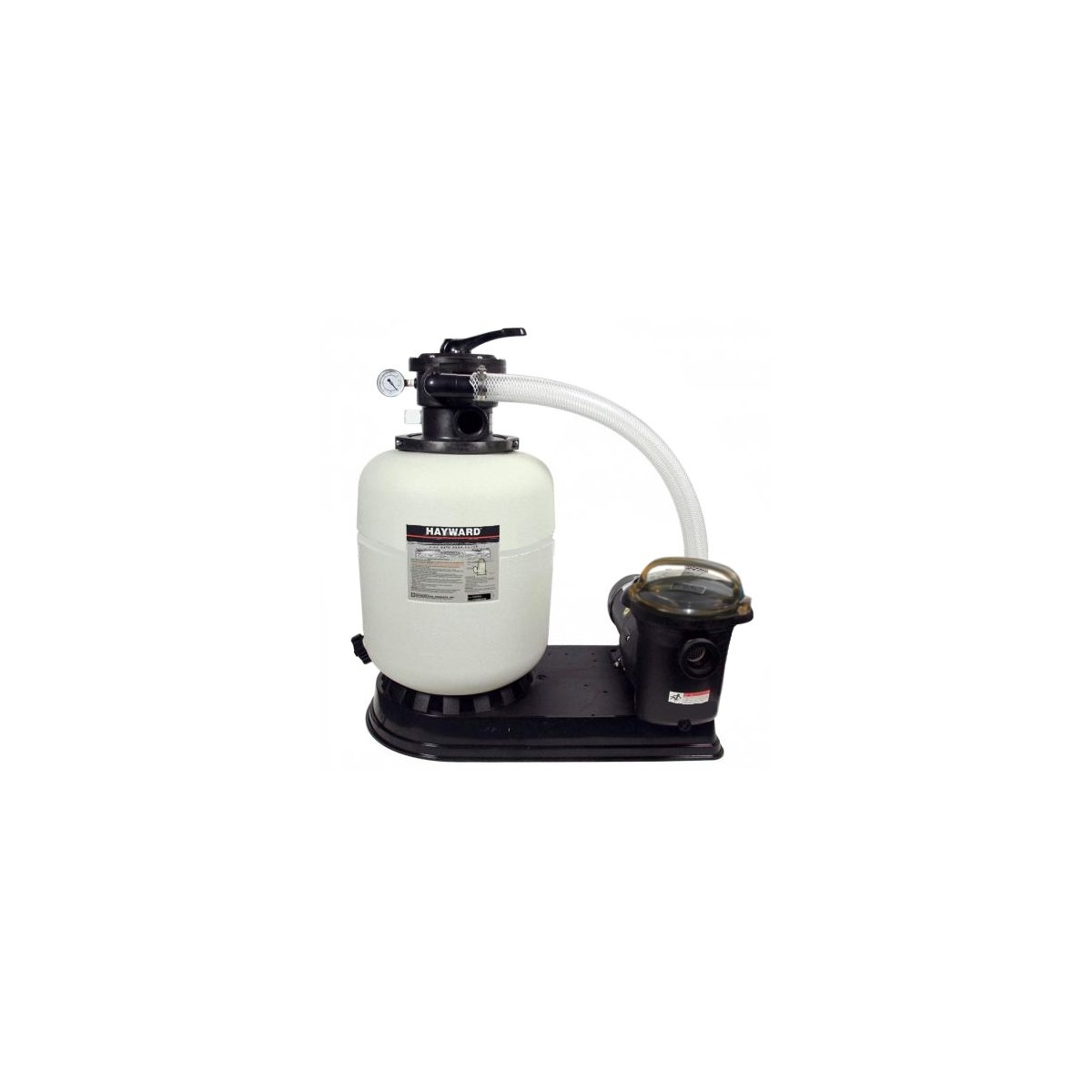 Amazon.com : Hayward S166T1580S ProSeries 16-Inch 1 HP Sand Filter System :  Swimming Pool Filters : Garden & Outdoor