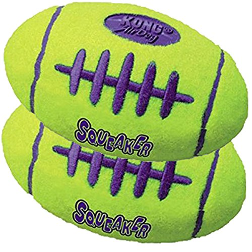KONG Air Dog Squeaker Dog Toy Small, 2 -