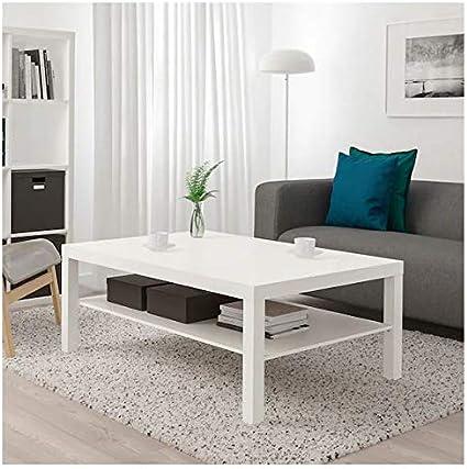 Ikea Lack Couchtisch Birkenachbildung 118x78 cm: Amazon