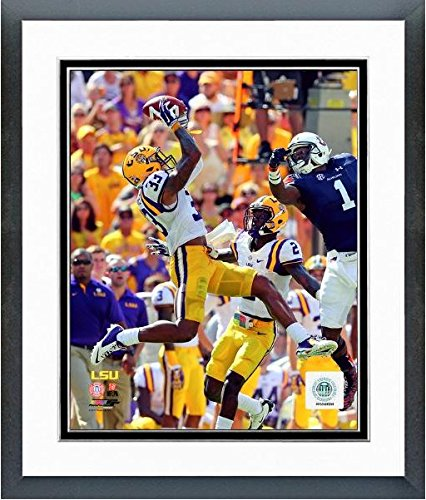 (Jamal Adams LSU Tigers 2016 Action Photo (Size: 12.5
