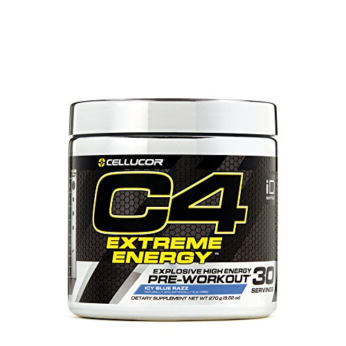 Cellucor C4 Pre Workout Extreme Energy