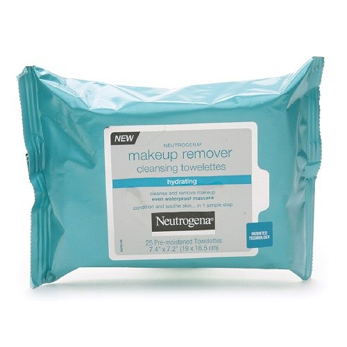 Neutrogena Hydrating Remover Cleansing Towelettes product image