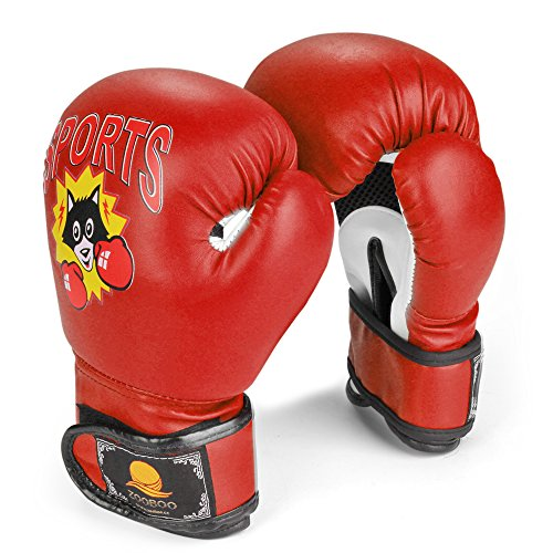 Flexzion Kids Youth Boxing Gloves