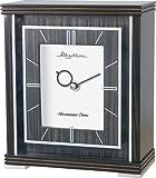 Rhythm Clocks WSM Endeavor Musical Mantel Clock by