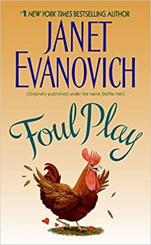Image result for foul play janet evanovich