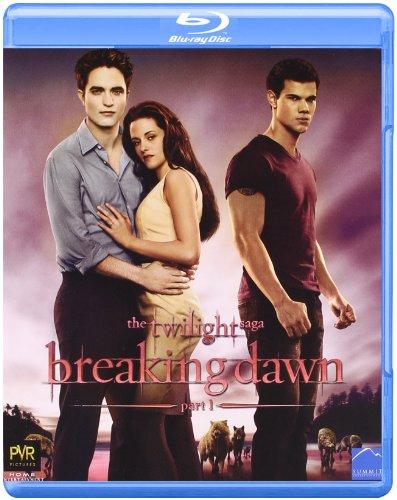 The Twilight Saga: Breaking Dawn – Part 1 Blu-ray