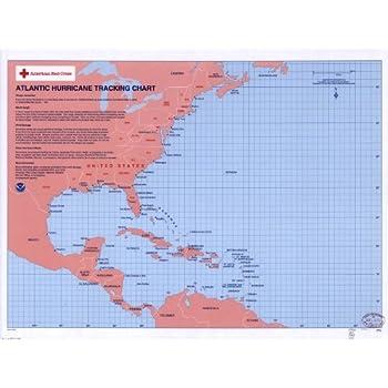 2015 Atlantic Hurricane Season  |Atlantic Hurricane Tracking Map