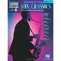 Saxophone Play-Along Volume 4: Sax Classics (Book/Online Audio)