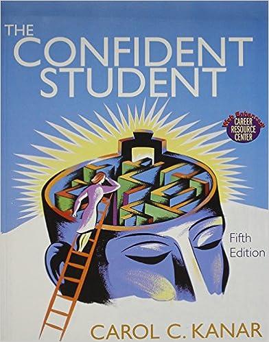 Confident Reader 5th Ed Csi Form B Brief With Answer Sheet Carol