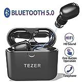 Timemaker True Wireless Bluetooth Earbuds, Latest Bluetooth 5.0 in Ear Earphones Mini Headset