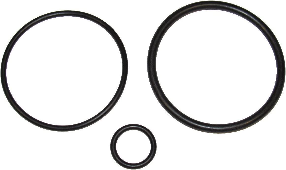 Water Softener O-Ring Seal Kit 7112963 / WS35X10001 for Kenmore, GE, and more Water Systems (Includes P/N: 7170296, 7170254, 7170270)