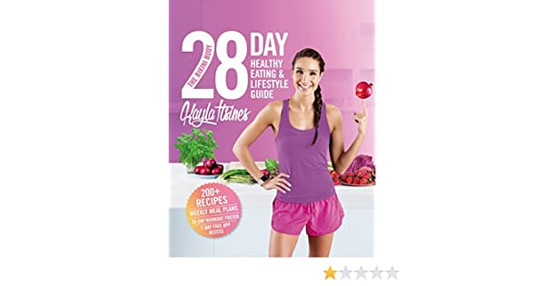 The bikini body 28 day healthy eating lifestyle guide 200 the bikini body 28 day healthy eating lifestyle guide 200 recipes weekly menus 4 week workout plan kindle edition by kayla itsines fandeluxe Image collections
