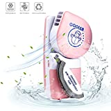 Handy Cooler Small Fan Handheld Cooler Fan, USB Portable Mini-Air Conditioner Fan Speed Adjustable Fan