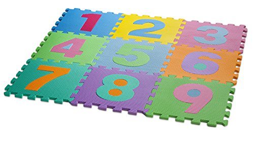 HemingWeigh Kids Multicolored Numbers Puzzle