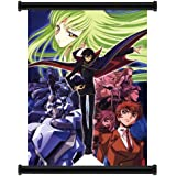 """Code Geass Anime Fabric Wall Scroll Poster (31""""x44"""") Inches"""