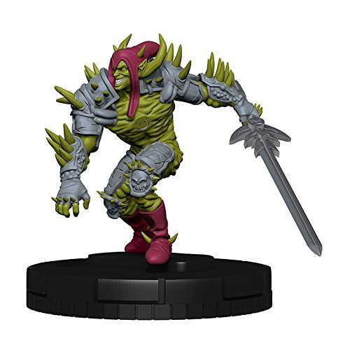 Marvel Heroclix 15th Anniversary What If. 040 Goblin King Figure complete with Cardの商品画像