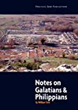 Notes on Galatians and Philippians, William Trey, 187164237X