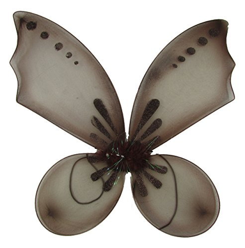 Hairbows Unlimited Pixie Wings (Brown)