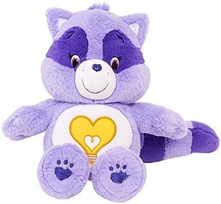 Care Bear Cousins Bright Heart Raccoon Medium Plush Generic SG/_B01MZ9084S/_US