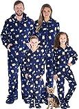 SleepytimePJs Family Matching Fleece Penguin Onesie