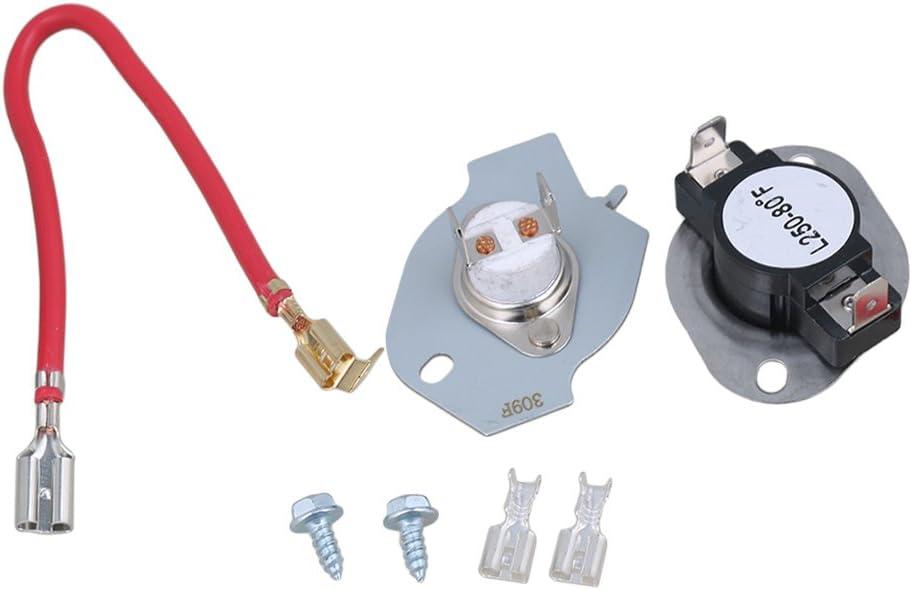 rdexp N197 lavadora termostato Kit Asamblea para 279816 ap3094244 ...