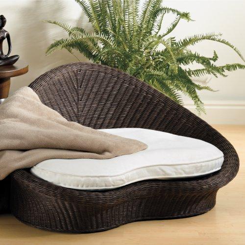 Gaiam Rattan Meditation Chair - Buy Online In UAE.