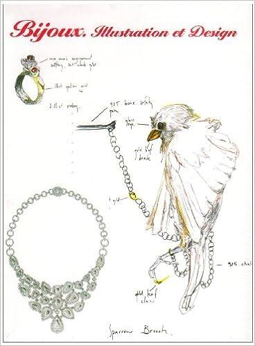 Amazon.fr , Bijoux  Illustration et Design , LOU ANDREA SAVOIR , Livres