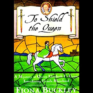 To Shield the Queen Audiobook