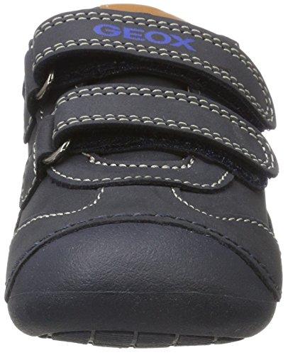 Geox B Tutim a, Zapatillas para Bebés Azul (Navy / Royal)
