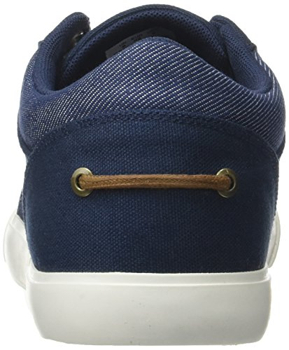Lacoste Herren Bayliss Vulc 317 2 Trainer Low Blau (Nvy/brw)