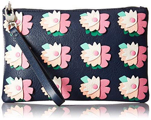 Fossil Floral Handbag - 8