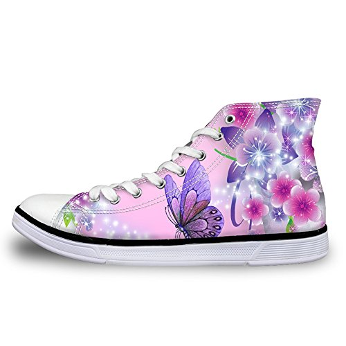 Collo A pretty 2 Alto Coloranimal Donna butterfly PpUxg