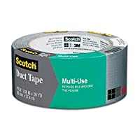 Scotch 1110-C Multi Use Duct Tape, 10-Yards