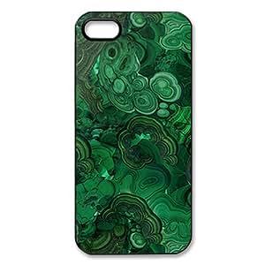 Treasure Design Funny Malachite APPLE IPHONE 5 Best Durable Case